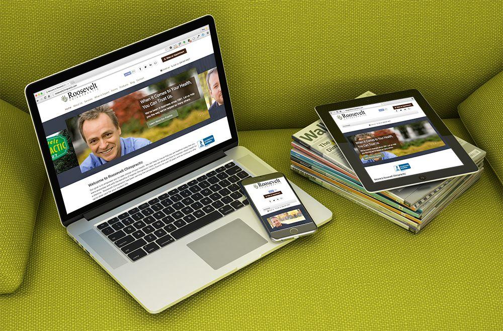 Roosevelt Chiropractic Website